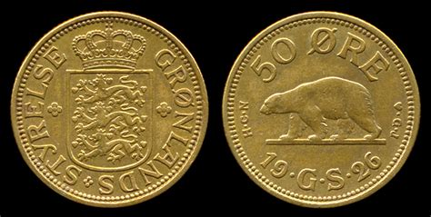 Greenland coins