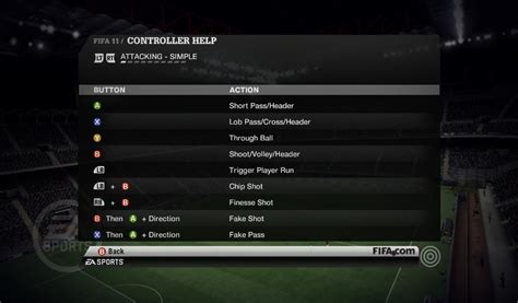 Subodh Thokchom: FIFA 11 Video Game PC: Play It With