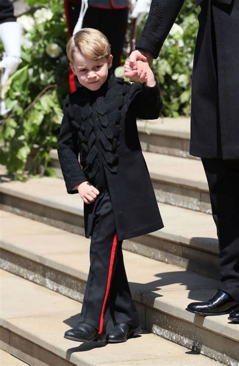 Why Prince George Wore Pants for the First Time at the