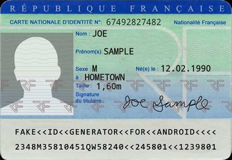 Fake ID Generator | Download APK for Android - Aptoide