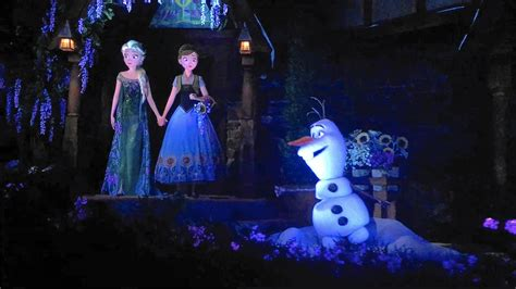 First look: Frozen Ever After at Disney's Epcot should