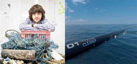 Update: Remember the Young Man With a Plan to Rid Oceans