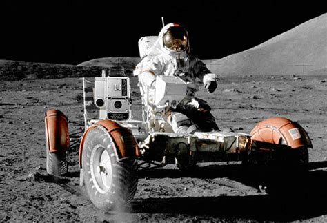 The Last Man to Walk On the Moon Left His Camera for a