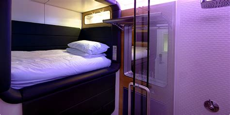 Eventful Opening for 'Capsule Hotel' at London Airport