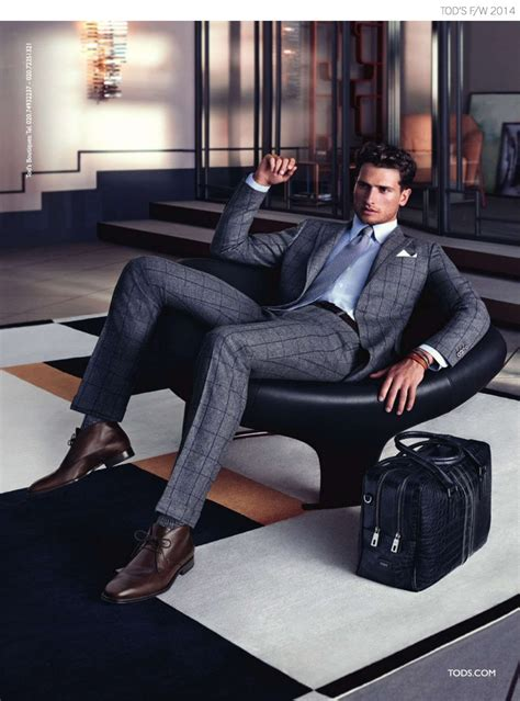 Tod's Shoes Fall/Winter 2014 Ad Campaign | The Fashionisto