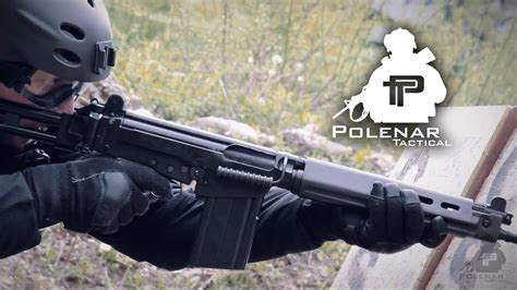 FAL Operator   Tactical Shooting Drill - FN FAL & S&W