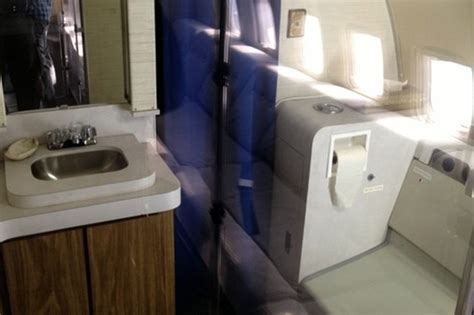 Air Force One's Bathroom, Macy's Ladies' Room & 8 Other