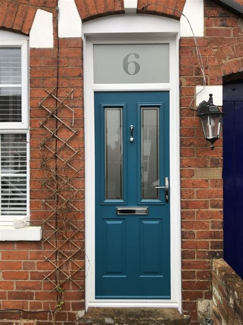 SOLIDOR LUDLOW 2 PEACOCK BLUE VICTORIAN GLASS   Solidor