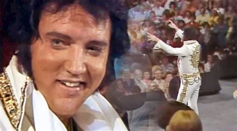 Elvis' Performance Of Unchained Melody Just 6 Weeks Before