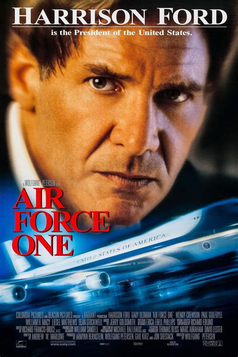 Air Force One (1997) - Posters — The Movie Database (TMDb)