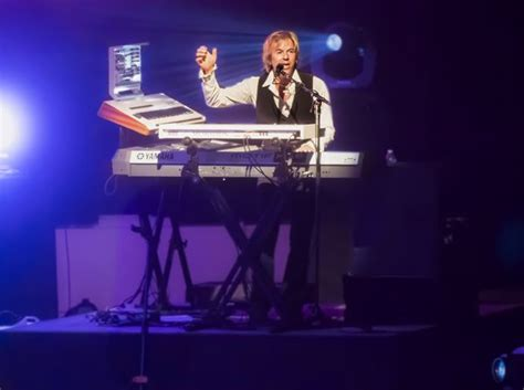 Keyboardist For The Moody Blues Releases New Rock Fusion