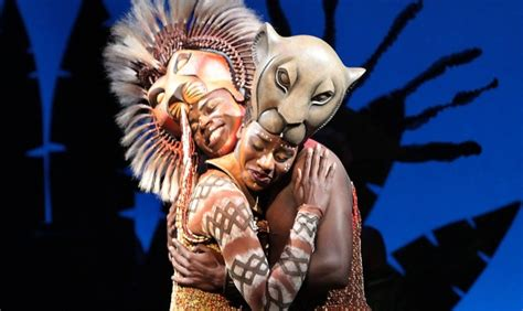 The Theatre Blog: Review   THE LION KING (UK Tour) July 2013