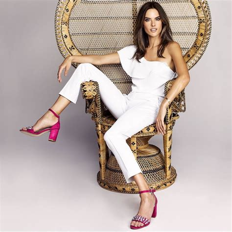 Alessandra Ambrosio | XTI Shoes | Spring / Summer 2018