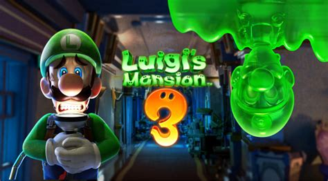 Luigi's Mansion™ 3 for the Nintendo Switch™ system