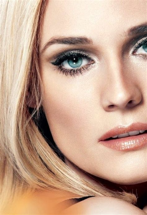 Best Makeup For Fair Skin and Blue Eyes
