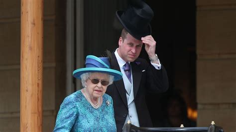 Prince William Rocks Epic Top Hat at Garden Party With