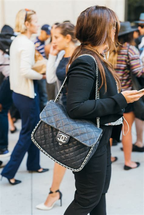 The Best Bags of NYFW Spring 2016 Street Style – Days 7