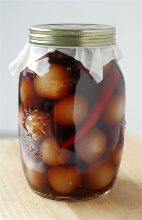 Pickled onions – Cooking Blog – Find the best recipes