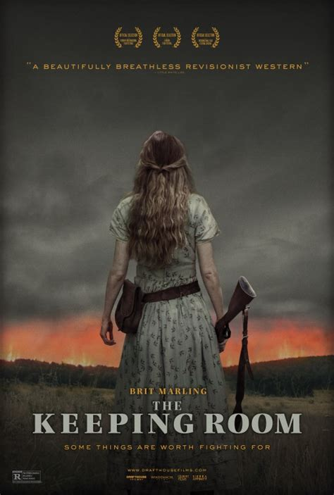 The Keeping Room Movie Poster (#1 of 3) - IMP Awards