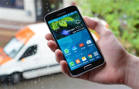 Uitrol Galaxy S5 Android 6