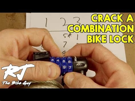How to Open a 3-Dial Combination Lock Case in 6 Minutes