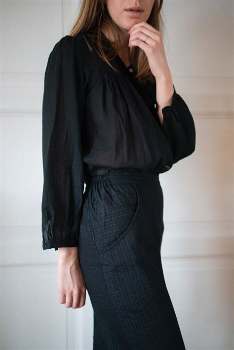 Quilted Pants / Black | Sustainable clothing, Fashion