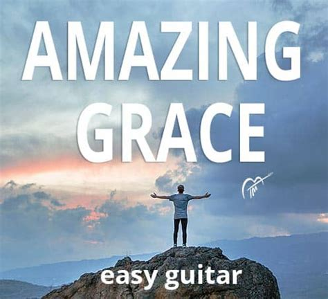 Amazing Grace Guitar Chords (Easy Version)   Real Guitar